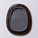 Ink Stone New Huzhou Oval 4.8 inch