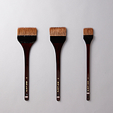 Tokusei Painting Brush  (Lacquered)