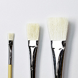 Tokusei Flat Brush