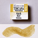 545 Raw Sienna - Watercolor