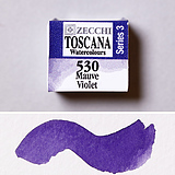 530 Mauve Violet - Watercolor