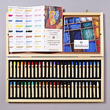 Oil Pastel 50 colors set