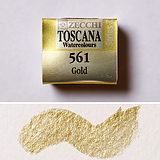561 Gold - Watercolor