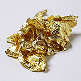 Pure Gold Metal Leaf No.4 Kirimawashi