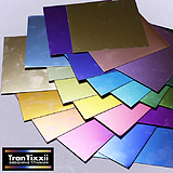 Color Titanium Plate Sample  SD3
