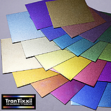 Color titanium Plate Sample  ND20