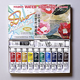 DUO Water Soluble Oil Color 12 colors set