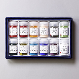 12 Color Pigments Set C (Blue)
