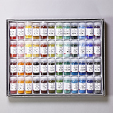 48 Color Pigments Set Momoyama