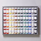 48 Color Pigments Set Heian