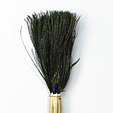 Peacock Brush(Broom Shape)