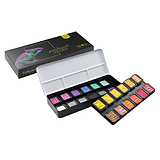 FINETEC F2400 Pearl Watercolor 24 colors set