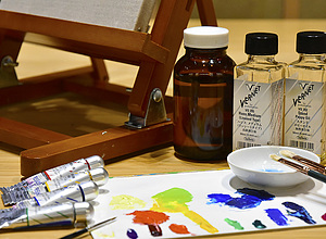 Creating Original Paints